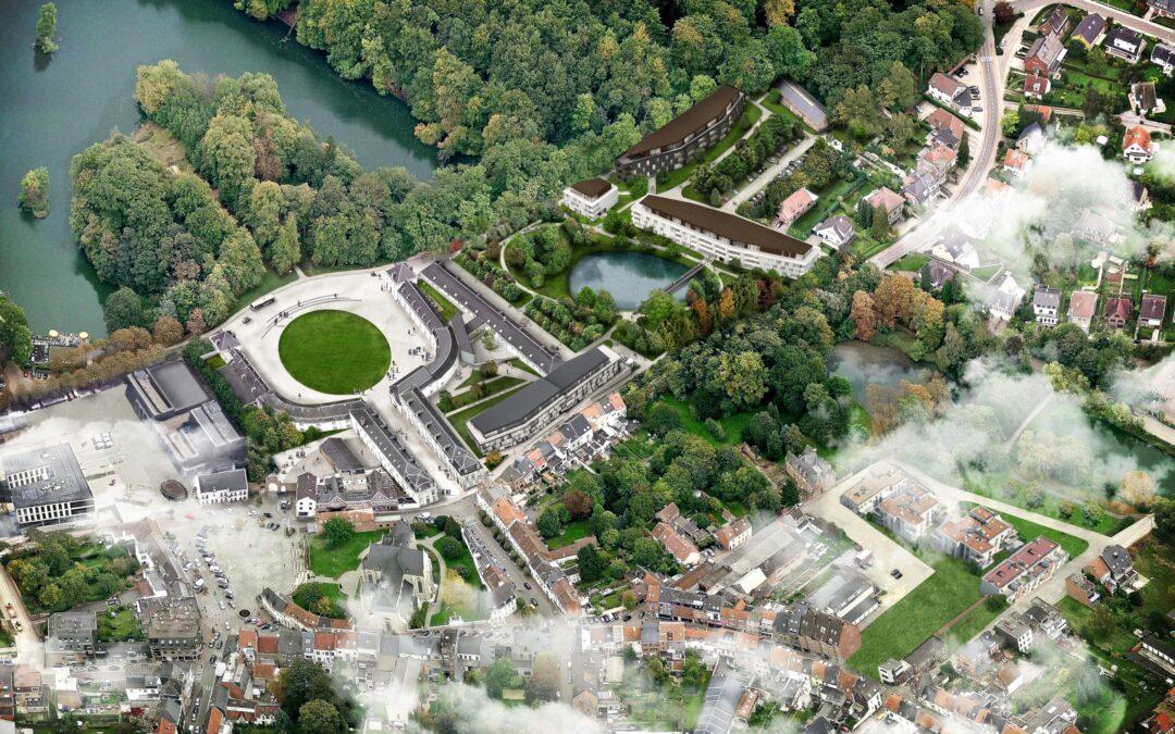 Omgeving Panquin in Tervuren